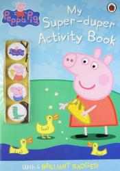 My Super-duper Activity Book