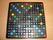 "Партия в ""Scrabble"""