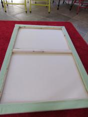 Canvas flannel board 3