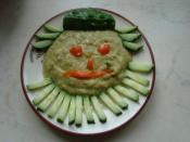 Зелёный завтрак