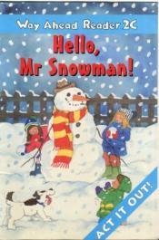 """Hello, Mr Snowman!"""