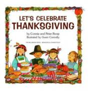 Letэs Celebrate Thanksgiving