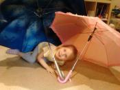 Игры с зонтом