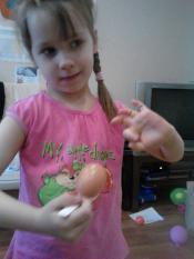 Игры с яйцами к Пасхе