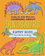 """Crafts for Kids who are Learning about Dinosaurs"""