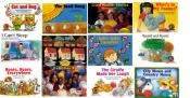 Серии книг для чтения малышам